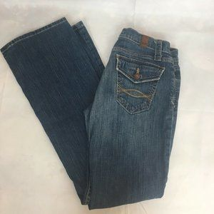 Abercrombie & Fitch A&F Stretch Bootcut Jeans 4